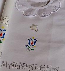 Detské doplnky - krstový set Andrea - 10383751_