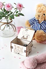 Krabičky - Hracia skrinka