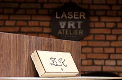 - Maxi Šperkovnica s vlastnými iniciálmi - 10383568_