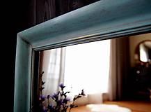 Zrkadlá - Zrkadlo v shabby chic štýle - 10384799_