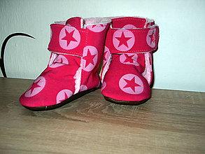 Topánočky - softshellové čižmičky do nosiča - 10384474_