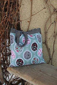 Nákupné tašky - Eko-nákupka (Zelená) - 10384623_