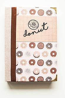 Papiernictvo - Zápisník s logom na želanie - 10383105_