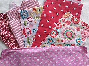 Textil - Zbytky látok  (č.66) - 10383045_