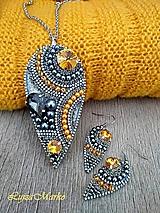 Sady šperkov - Valentínska sada v darčekovom balení - 10384264_