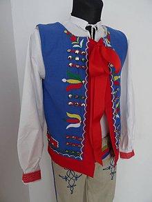 Oblečenie - Ličartovský mužský kroj - 10382897_