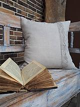 Úžitkový textil - Obliečka na vankúš Ordinary Life - 10384587_