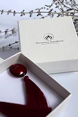 Obalový materiál - Škatuľka veľká štvorec vanilka (2212 A) - 10386362_