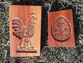 Nádoby - forma kohoutek a vajičko - 10388178_