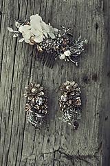 Náušnice - Náušnice Golden - 10387798_