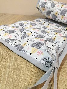 Textil - Mantinel do postieľky - 10388445_