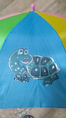 Iné doplnky - VÝPREDAJ deti - detské doplnky -dáždniky - 10385345_