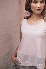 Šatky - Šatka ružová ROSE COLLECTION - 10386836_