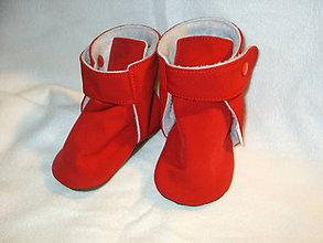 Topánočky - softshellové čižmičky do nosiča - 10388437_
