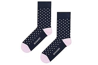 Iné oblečenie - Dámske ponožky Dot Socks - 10389212_