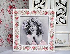 Obrázky - Obrázok s dievčatkom. - 10391014_