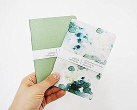 Papiernictvo - 2 zápisníky - botanické III - 10391709_