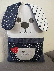 Textil - psík - 10390679_