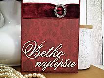 Papiernictvo - Všetko najlepšie pohľadnica - 10391286_