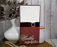 Papiernictvo - Všetko najlepšie pohľadnica - 10391295_