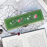 Krabičky - Ručne maľované puzdro so snežienkami - 10389657_
