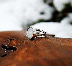 """Prstene - Nerezový prsten .."""" Lunar """" - 10391348_"""