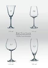 Nádoby - Svadobné poháre (bez pieskovanie textov) - 10390725_
