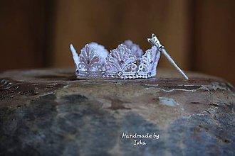 Detské doplnky - Princess súpravička - na fotenie - 10392306_