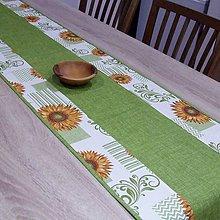 Úžitkový textil - PETRA - stredový obrus (1) - 10390759_