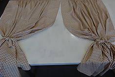 Úžitkový textil - Závesy - 10392964_