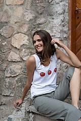 Tričko z organickej bavlny TOMATO COLLECTION