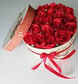 Dekorácie - Valentínsky box Rose  - 10389888_