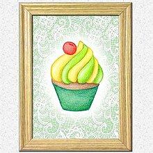 Obrázky - Hruškovo-vanilkový koláčik ornamenty - 10388614_