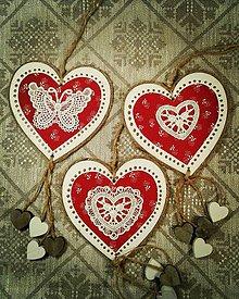 Drobnosti - Valentínske srdiečka - 10395293_