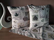 Úžitkový textil - Sada De Sonates (Zelená) - 10393160_