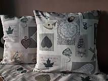 Úžitkový textil - Sada De Sonates (Zelená) - 10393161_