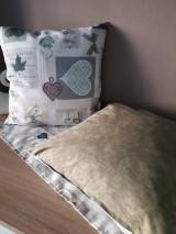 Úžitkový textil - Sada De Sonates (Zelená) - 10393163_