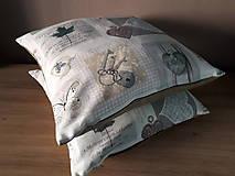 Úžitkový textil - Sada De Sonates (Zelená) - 10393167_