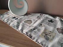 Úžitkový textil - Sada De Sonates (Zelená) - 10393169_