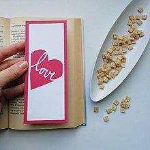 Papiernictvo - Z lásky... - 10395113_