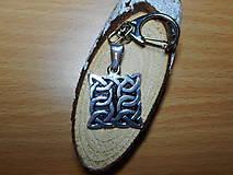 Šperky - celtic amulet -prepletaný symbol - 10396478_