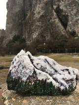 Dekorácie - Kameň - Kostolík pod Tatrami - 10394221_