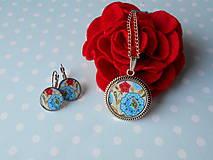 Sady šperkov - Kvietky # 6 - 10395702_