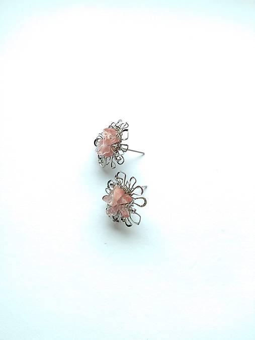 Sada šperkov   brošňa+puzetky 7d765180f97