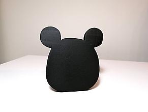 Detské doplnky - 3D Macko Brumík - 10394013_