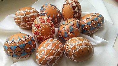 Dekorácie - Veľkonočné vajíčka... - 10394368_