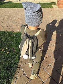 Detské tašky - vak Zajo - 10394390_