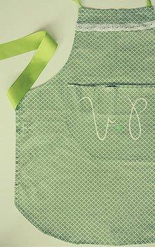 Iné oblečenie - Svadobná zástera - 10393136_