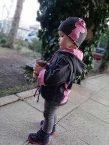 Detské oblečenie - Zajac Ernest (bunda + čiapka) - 10395067_