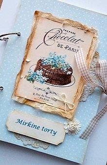 Papiernictvo - album na fotografie handmade výrobkov - 10395420_